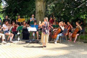 Konzert des Jungend Sinfonie Orchester Crescendo
